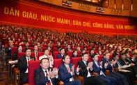 Thông qua số lượng Ban Chấp hành Trung ương Đảng khoá XIII gồm 200 Ủy viên