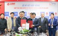 PTI tiếp tục trang bị bảo hiểm cho gần 900 cầu thủ và trọng tài mùa giải bóng đá chuyên nghiệp Quốc gia 2021