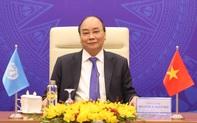 """Thủ tướng Nguyễn Xuân Phúc: Những """"thách thức"""" của biến đổi khí hậu có thể trở thành """"động lực"""" cho sự thay đổi"""
