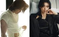 """Lee Jong Suk lại """"đốn tim"""" vì loạt ảnh tạp chí đẹp đến từng centimet, scandal với Trịnh Sảng chỉ là gió thoảng qua"""