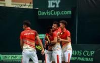 """Tổng thư ký Liên đoàn Quần vợt Việt Nam: """"Davis Cup là một trong những bước chuẩn bị cho SEA Games 31"""""""