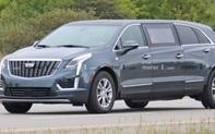 Cadillac chơi 'dị': Có cả phiên bản... xe tang lễ cho limousine hạng sang sắp ra mắt