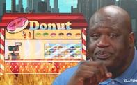Cửa hàng bánh rán của huyền thoại bóng rổ Shaquille O'Neal bị thiêu rụi: 10.000 USD được treo thưởng để tìm ra kẻ phóng hỏa