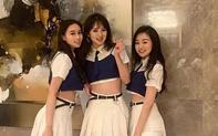 Hội bạn thân siêu giàu và xinh đẹp của con gái ông trùm Huawei
