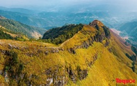 """Ngắm núi Cha Lạng Sơn, đỉnh  """"Everest"""" của Xứ Lạng"""