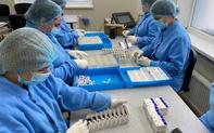 Quy trình sản xuất vaccine quy mô lớn: Nga khuyến khích người dân tiêm chủng