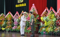 Thiếu tướng Lê Văn Tuyến được bổ nhiệm làm Phó Chủ nhiệm Ủy ban kiểm tra Đảng ủy Công an Trung ương