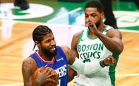 """""""Ném gạch"""" quá nhiều, Los Angeles Clippers đánh mất chiến thắng vào tay Boston Celtics"""