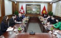Thúc đẩy hợp tác VHTTDL giữa Việt Nam - Thụy Sỹ