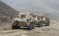 Ranh giới Trung Á sau khi Mỹ rời khỏi Afghanistan