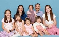 Chuyện trùng hợp khó tin, bố là con của gia đình có 7 anh em trai, khi có con lại sinh ra 7 nàng công chúa