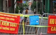 Hà Nội chính thức công bố cấp độ dịch theo từng phường, xã: Toàn thành phố không có vùng đỏ và cam