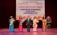 Bộ VHTTDL tổ chức gặp mặt kỷ niệm 91 năm ngày thành lập Hội Liên hiệp Phụ nữ Việt Nam