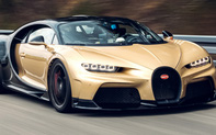 Đây là điểm yếu của Bugatti Chiron Super Sport triệu USD