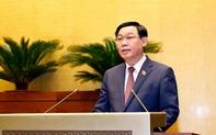 Chủ tịch Quốc hội: Qua gian nan, thử thách, khí phách anh hùng, ý chí kiên cường, bất khuất của dân tộc ta lại càng phát huy cao độ