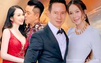 """""""Nóc nhà quyền lực"""" không những đẹp mà còn giỏi giang của sao Việt: Vợ Tuấn Hưng có sự nghiệp đáng nể, bất ngờ trước học vấn """"khủng"""" của vợ Lý Hải"""