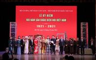 Sân khấu kịch nói tưng bừng kỷ niệm 100 năm truyền thống