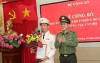 Giám đốc Công an tỉnh Trà Vinh giữ chức vụ Cục trưởng Cục An ninh điều tra