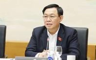 Chủ tịch Quốc hội Vương Đình Huệ: Nghị quyết của Quốc hội phải yêu cầu Chính phủ đánh giá tác động của đại dịch, gồm cả vấn đề xã hội, văn hóa