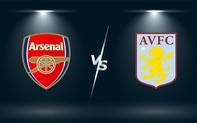 Nhận định, soi kèo, dự đoán Arsenal vs Aston Villa (vòng 9 Ngoại hạng Anh)
