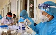 Ngày 22/10, Hà Nội phát hiện vợ chồng nhân viên y tế Bệnh viện 108 mắc Covid-19