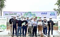 20.000 cây xanh được gieo trồng trong sinh nhật 20 năm của FLC
