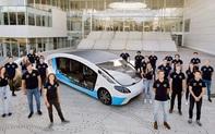 """Nhóm sinh viên Hà Lan chế tạo thành công """"ngôi nhà di động"""" có thể di chuyển hơn 700 km/ngày mà chỉ nhờ vào ánh sáng của mặt trời"""
