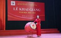 Trường Đại học Văn hóa Hà Nội tổ chức lễ khai giảng năm học mới 2021-2022