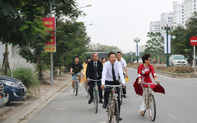 Hà Nội và ký ức một thời - Bài 3: Sống chậm bằng xe đạp
