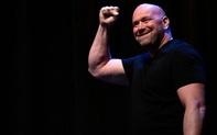 Bạn tập cũ tiết lộ về khả năng võ thuật của Chủ tịch Dana White: Ông ấy sở hữu chiếc cằm cứng như đá