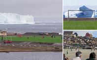 Lạ lùng giải bóng đá có 1-0-2 ở Vòng Bắc Cực: Vừa đá vừa ngắm cá voi, băng trôi