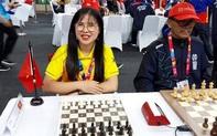 Nữ VĐV người khuyết tật từng giành Huy chương vàng châu lục: Hạnh phúc được cảm nhận bằng xúc giác