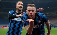 Thắng nhọc nhằn nhờ công của trung vệ, Inter vẫn yên vị trên đỉnh Serie A