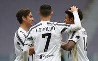 Thắng Genoa, Juventus giữ chắc vị trí trong top 4