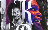 Kevin Durant tuyên bố chơi bóng vì đam mê chứ không phải chức vô địch