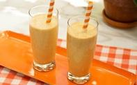 Thêm một gợi ý để chị em chế biến khoai lang vừa ngon vừa bổ - sữa khoai, hương vị đảm bảo đi vào lòng người!