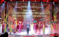 """Chùm ảnh: Chương trình nghệ thuật đặc sắc """"Văn hoá các dân tộc – Hội tụ và phát triển"""" chào mừng Ngày Văn hoá các dân tộc Việt Nam 2021"""