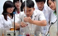 Sinh viên phải thực hiện một đề tài nghiên cứu khoa học trong một năm học
