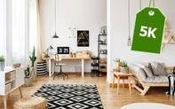 4 shop bán đồ trang trí decor nhà cửa siêu đẹp trên Shopee, giá lại rẻ bất ngờ