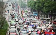 Dịp lễ 30-4, 1-5: Hà Nội không để phát sinh ùn tắc kéo dài quá 15 phút tại các tuyến đường có lưu lượng phương tiện lớn