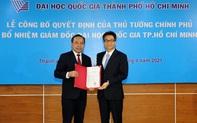 PGS.TS. Vũ Hải Quân được bổ nhiệm Giám đốc Đại học Quốc gia TP. Hồ Chí Minh