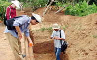 Cấp phép khai quật tại di chỉ Vòng thành Đá Trắng, tỉnh Bà Rịa - Vũng Tàu