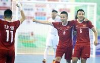 Tuyển Futsal Việt Nam chốt lịch đá giao hữu với Iraq tại UAE