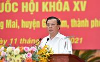 Bí thư Thành ủy Hà Nội: Cam kết thực hiện 8 nội dung trong chương trình hành động