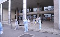 Di chuyển 500 người bệnh và người nhà ở viện K đến khu cách ly