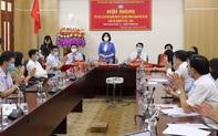 Phó Chủ tịch HĐND TP Hà Nội Phùng Thị Hồng Hà tiếp xúc cử tri huyện Thanh Oai