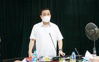 Phó Chủ tịch UBND TP Hà Nội Chử Xuân Dũng: Khi nào người dân cùng vào cuộc, có trách nhiệm thì phòng, chống dịch mới thành công