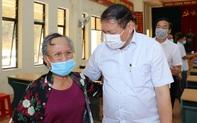 """Cử tri tâm đắc thông điệp """"Nói đi đôi với làm"""" của Bộ trưởng Nguyễn Văn Hùng"""