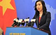 Bộ Ngoại giao Việt Nam lên tiếng về diễn biến leo thang xung đột tại Dải Gaza