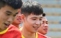 """""""Viên ngọc thô"""" Liễu Quang Vinh và lời cảm ơn chân thành đến HLV Park Hang-seo"""